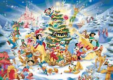 Disney Heroes #12 (Christmas). Cross Stitch Pattern. Paper version or PDF files.