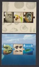 SPECIAL OFFER. GREAT BRITAIN 2009 DARWIN GUMMED SG 2905-2910 MNH.