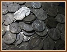 1 (One) Jefferson War Nickel, 35% Silver, Type Coin Sale