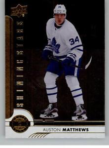 2017-18 Upper Deck Shining Stars #SSL-5 James van Riemsdyk Maple Leafs