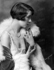 8x10 Print Lois Wilson Silent Film Era Portrait by Irving Chidnoff #LWC