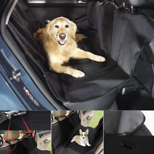 Pet Dog Seat Hammock Cover Car SUV Van Back Rear Travel Protector Mat Waterproof