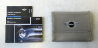 Genuine Used MINI Owners Handbook Case / Wallet / Book Pack for R50 R52 R53 #28