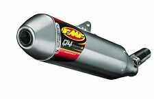 FMF Racing Q4 HEX Slip On Muffler for Honda 2005-14 CRF 450X CRF450X 041516