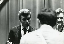 JOHNNY HALLYDAY 60s VINTAGE PHOTO ORIGINAL #22