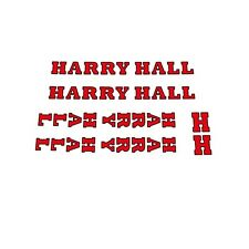 Harry Hall Bicycle Decals, Transfers, Stickers N.30