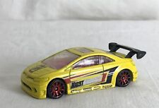 Mattel Malaysia HOT WHEELS 2006 D27 HONDA CIVIC Si Chrome Red T9824