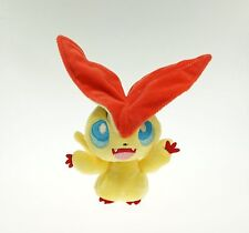 Carino Pokemon Victini Figura Peluche Soft STUFFED DOLL Bambini Compleanno Regalo 18cm