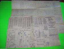 Atlantic City By Bally 1952 Bingo Pinball Machine Wiring Diagram Schematic