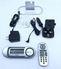 New Listing Activated Sirius Xact Xtr8 Satellite Radio Receiver Replay w/Remote Power Cord