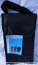 NEW NYLON WALMART TRAVEL PADDED INSULATED FOOD CARRYING BAG JZ818