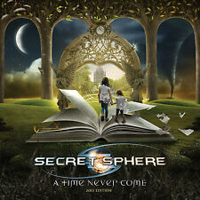 SECRET SPHERE - A Time Never Come - 2015 Edition - CD DIGIPACK