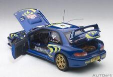 1:18 AutoArt 89791 Subaru Impreza WRC 1997 Rally Monte Carlo Liatti/FABRIZIA #4