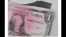 ANDY WARHOL Not print, is a original watercolor,$30.000 -$40.000 art value.