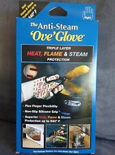 OVE-GLOVE FOR THE RIGHT HAND ANTI-STEAM TRIPLE LAYER UP TO 540 F - NEW IN BOX