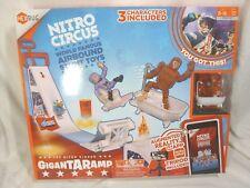 Hexbug Nitro Circus Gigantaramp, Ages 8-16, 12 piece set, NIB