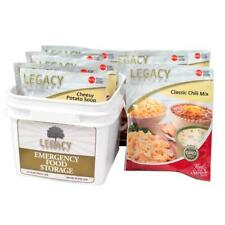 Legacy Premium 32 servings Gluten Free 72 Hr Emergency Food GE0032