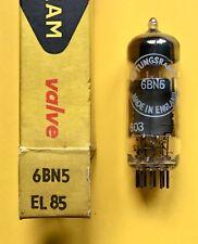 EL85/ 6BN5/ N155/ CV1526  Tungsram Output Pentode valve/ tube, NOS