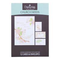 Set of 12 Cards Box Set for Church Congregation Needs - 4 Designs - DaySpring