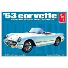 AMT 1953 Chevrolet Corvette Car model kit 1/25  ON SALE!!!