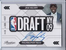 2009-10 PRESTIGE JRUE HOLIDAY ROOKIE DRAFT AUTO RC ON CARD AUTOGRAPH UCLA NOLA
