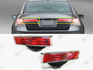 For Honda Accord 2008 - 2012 Inspire Rear Tail Light Trunk Lamp