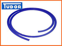 Silicone HT lead 8mm Blue Double ,AccuSpark ignition wire on roll,sold per Meter