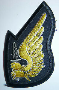 JUMP STATUS - Paratrooper - Patch - ARVN USSF AIRBORNE - Vietnam War Para - 5487