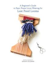 Beginner's Guide to Basic Frame Loom Weaving on Lost Pond Looms
