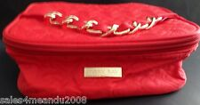 New In Package Mary Kay Red Beauty Case Cosmetic Makeup Bag ~ Great Xmas Idea