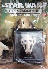 Star Wars Helm Sammlung - Ausgabe 8 GENERAL GRIEVOUS - Cyborg OVP & NEU