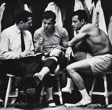 1950's NFL FOOTBALL New York Giants KYLE ROTE & FRANK GIFFORD Photo Art 16x20