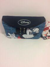 Disney Mickey Mouse Belt Bag (Blue Mickey)