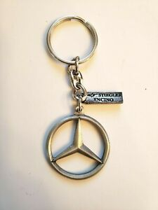 Mercedes Benz Key Chain Keyring Light Weight Exquisite Look Encino California