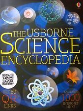 The Usborne Science Encyclopedia Internet-linked and QR-links
