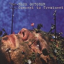 Consent to Treatment by Blue October (CD, Aug-2000, Universal)