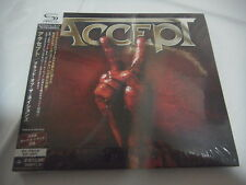 SEALED NEW ACCEPT-Blood Of The Nations JAPAN 1st.Press w/OBI U.D.O. Bonus Track