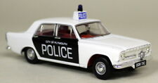 Vanguards 1/43 Scale - VA04603 Ford Zephyr 6 MK3 Plymouth Police Diecast Car
