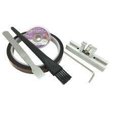 110pcs BGA Reball Directly Heat Template Stencils w/ Brush Scraper Station Kit