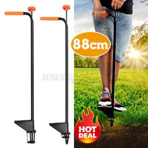 Stand-Up Claw Weed Puller Steel Weeder Lawn Root Remover Killer Twist Garden AU