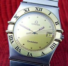 OMEGA Constellation 18K Gold/ Steel Gold Dial CONDITION OMEGA WATCH