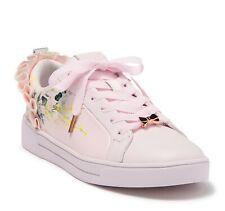 ted baker pink floral shoes
