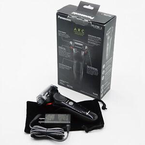 Panasonic Arc3 3-Blade Electric Shaver w/ Built-In Trimmer Wet / Dry   ES-LT3N-K