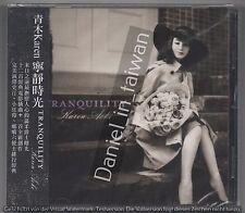 Karen Aoki: Tranquility (2012) Japan / CD TAIWAN