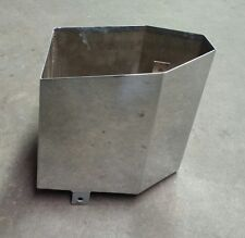 VINTAGE CHROME CUSTOM MOTORCYCLE BATTERY BOX
