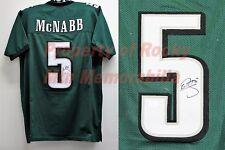 Philadelphia Eagles DONOVAN McNABB Signed/Autographed Home Jersey JSA COA
