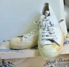 JACK PURCELL VANTAGE VINTAGE SNEAKERS MADE IN USA SIZE 7.5 US