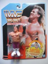 WWF BRUTUS BEEFCAKE EL BARBERO FIGURA EN BLISTER HASBRO MB ESPAÑA 1990