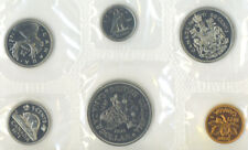 Canada 1971 Proof Like PL Coin Set UNC COA Envelope