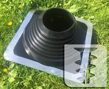 dektite Pipeco noir embase carrée diamètre Tôlerie Emaillerie Nantaise